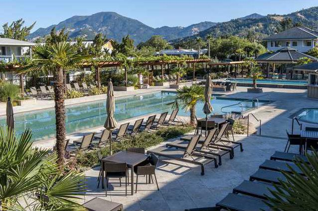 Calistoga Spa Hot Springs Resort