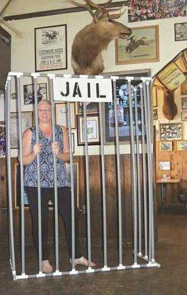 rodeo jail