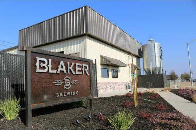 Blaker brewery
