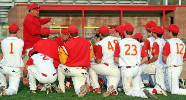 5-18 OAK Baseball