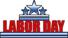 GRAPHIC Labor day