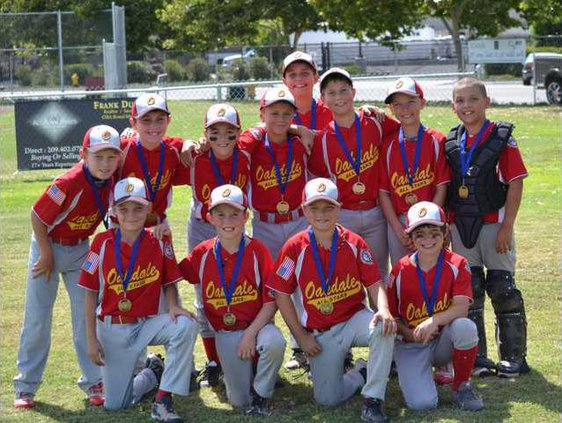 OBA All-Stars 10 and under