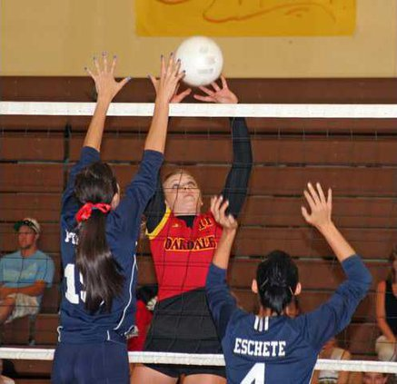 9-29 Oak volley1