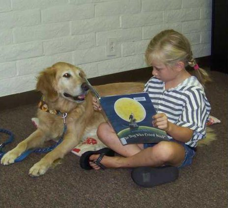 Read to Dog