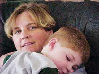 Chuckers loves momma2