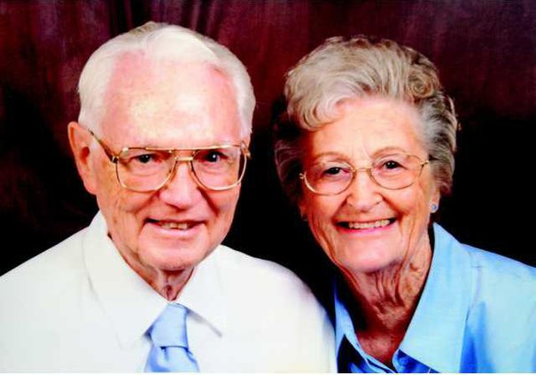 Roger and Ruth Strange
