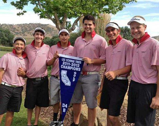 5-16 OAK Golf