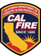 Cal fire graph