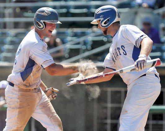 Bulletin baseball 2018