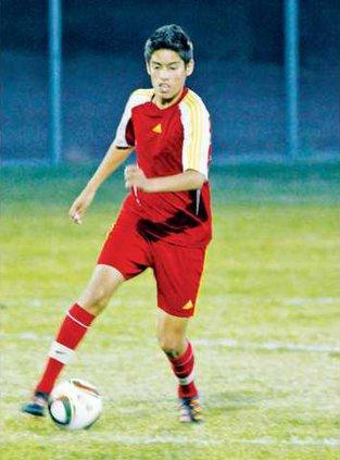 1031 Soccer