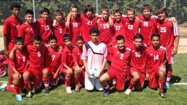 9-18 OAK JV Soccer