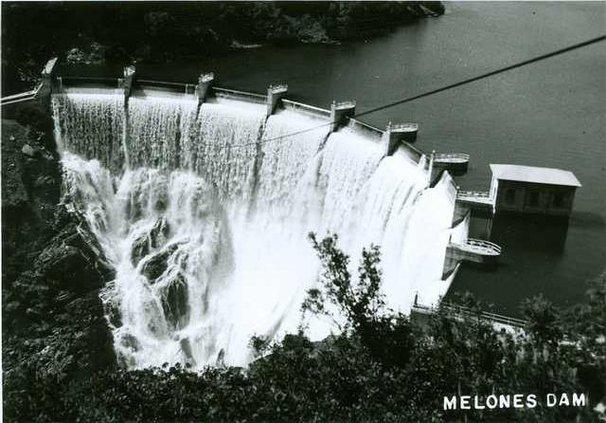 melones dam