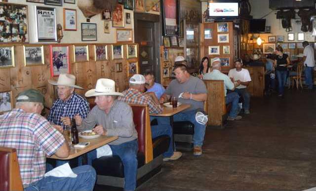 Cowboy Lunch 7-29