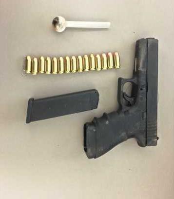 OPD Gun Bust 3-23