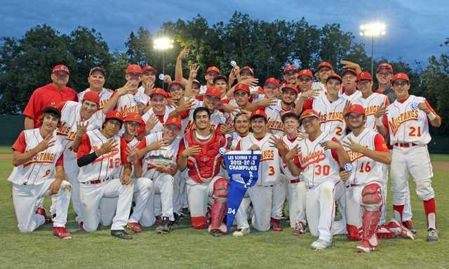 5-29 OAK Baseball team