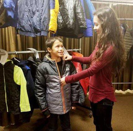Coats 4 Kids
