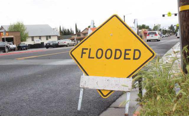 Flooded pix