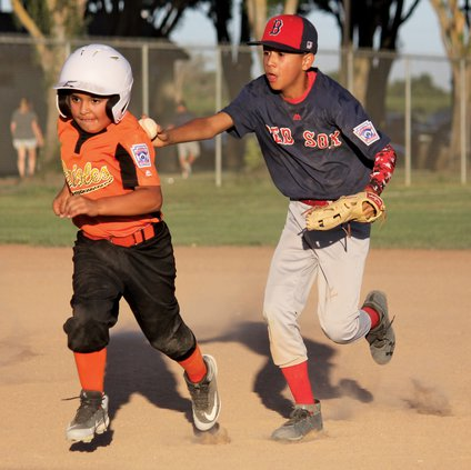 Bulletin Little League 2018