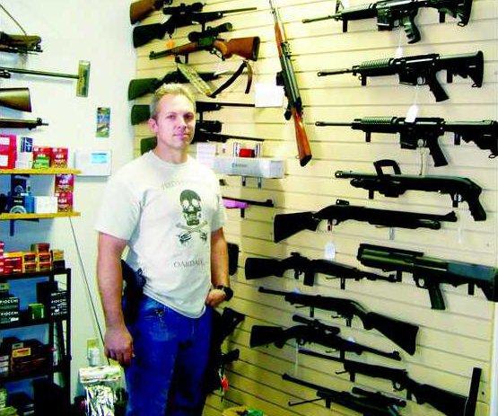 Freds Firearms