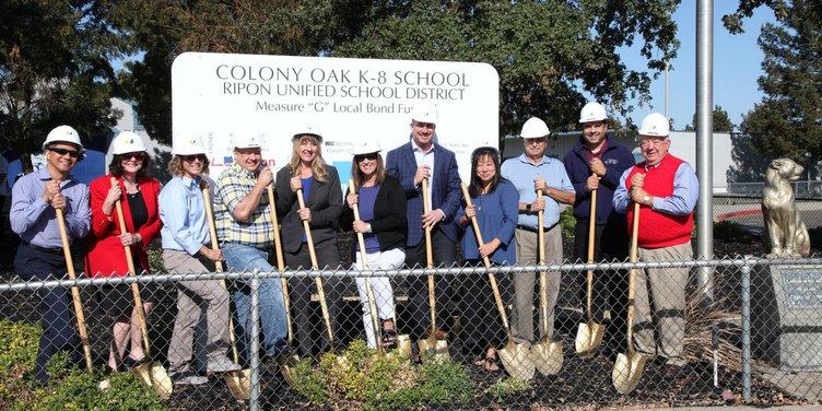 colony school