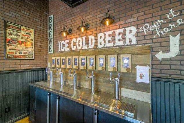 Beer Wall 1