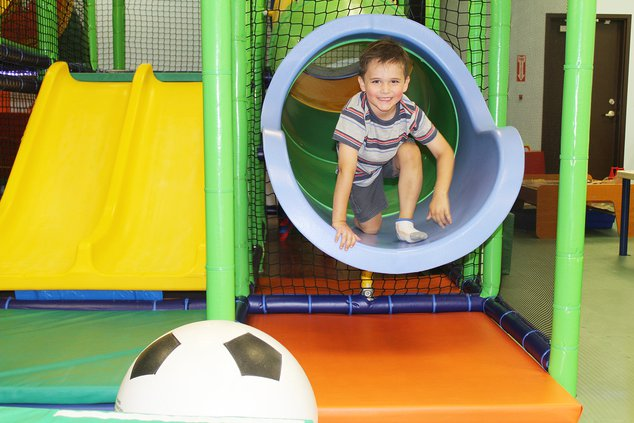 Kidz Time Indoor playground