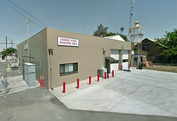 Pecos Fire Station