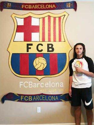 Sargis Barcelona Academy