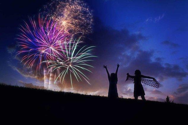 29 fireworks