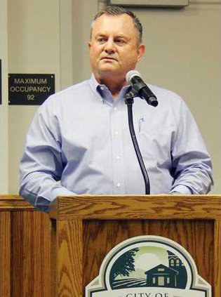 Brad Bates for Mayor