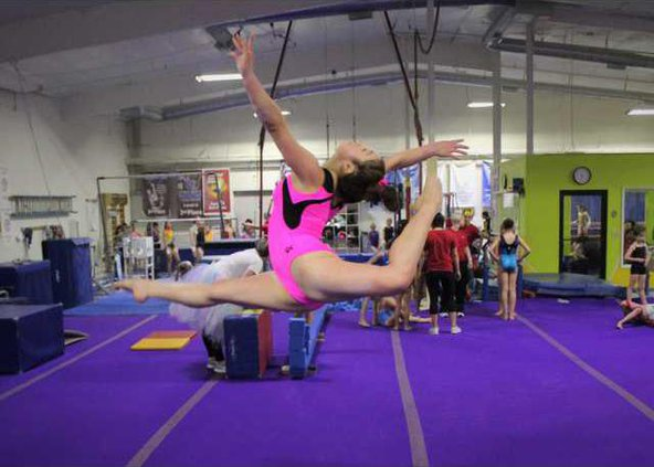 Gymnastics pic