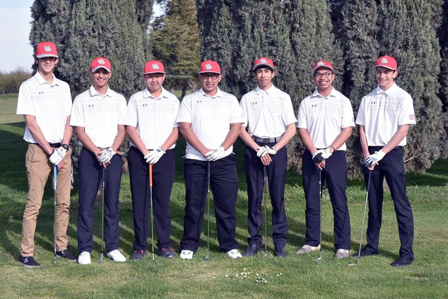 CHS boys golf