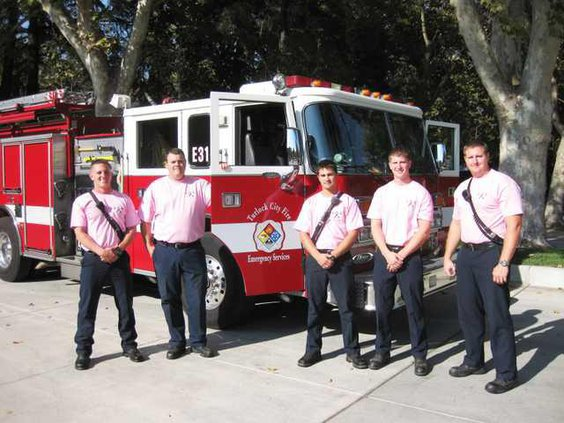 firefighters pink pic