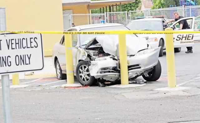 hughson crash pic