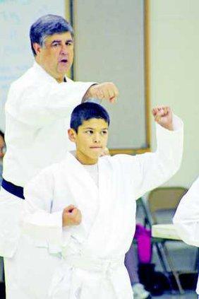 keyes karate