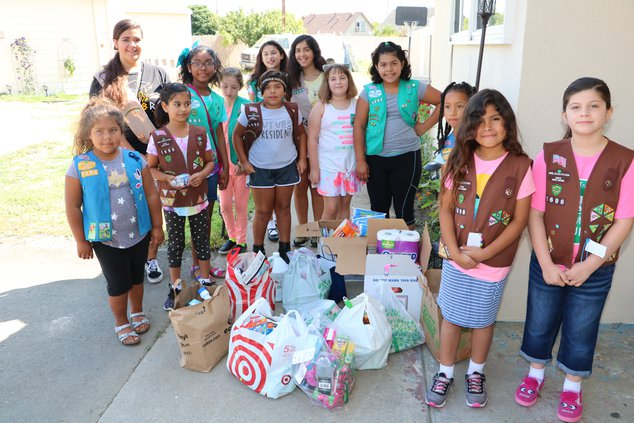 girl scout shelter