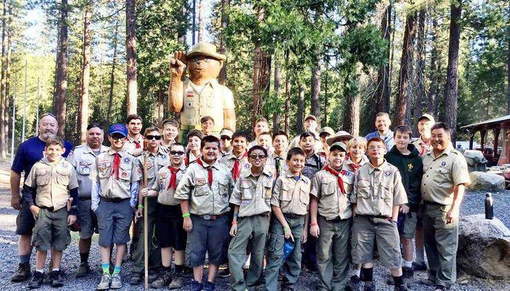 Boy scout troop 451 pic1