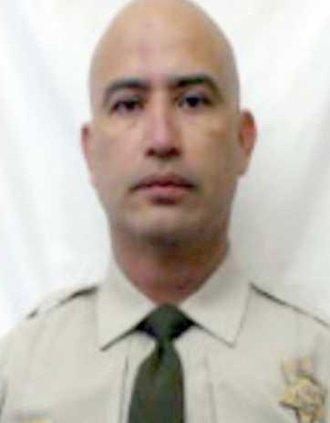 Deputy Alejandro Barba