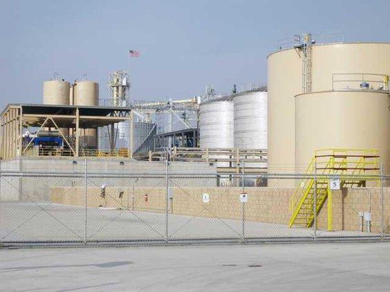 Keyes ethanol plant pic1