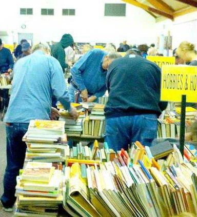 book sale pic