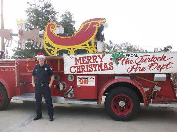 firetruck-santa
