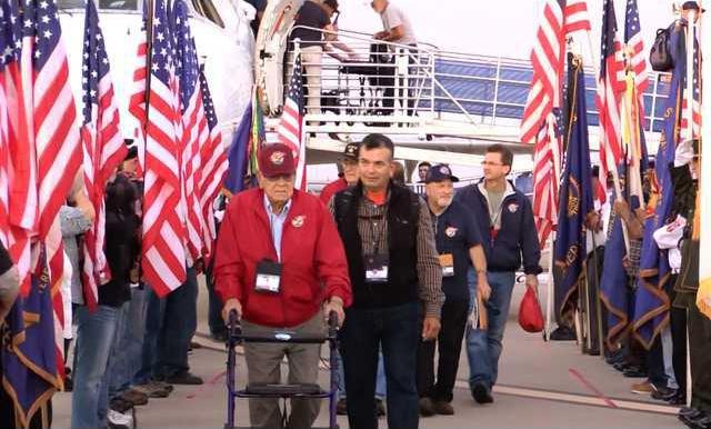 veteran honor flight pic 1