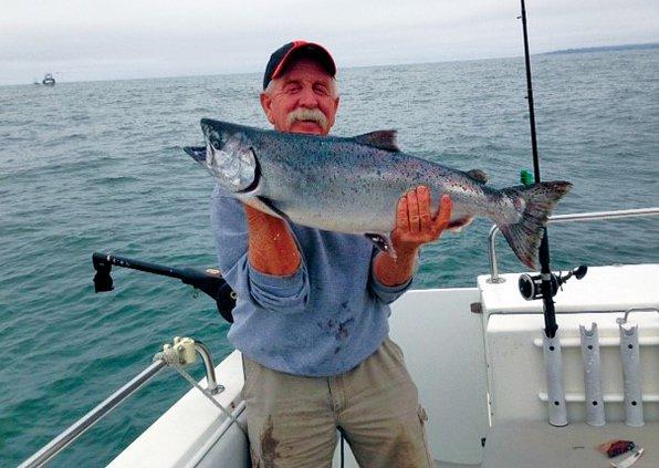 Bulletin fishing report