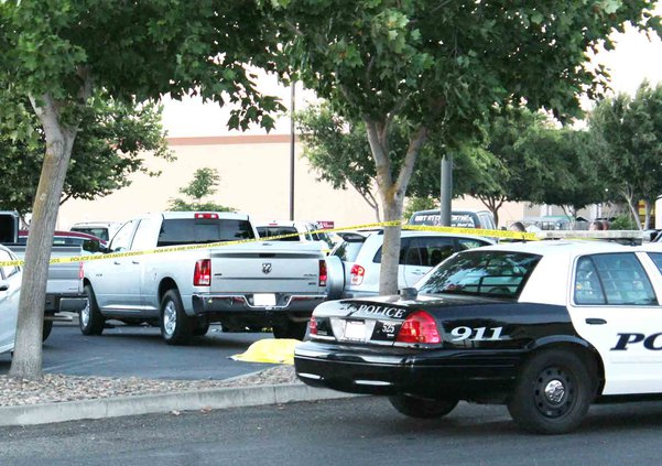 officer involved shooting June 2016