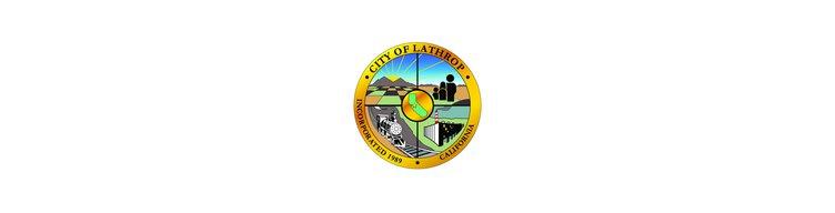 Lathrop City Logo