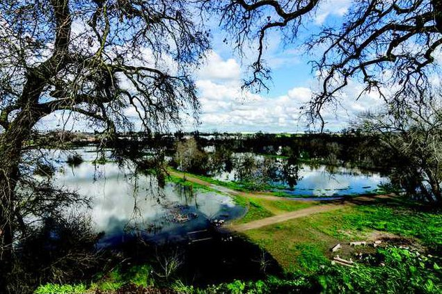 Ceres Regional Park Flood Feb18 2017-3