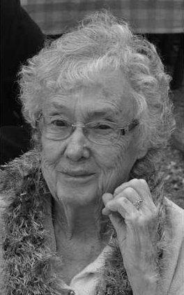 Barbara Dorris Keeler  bw