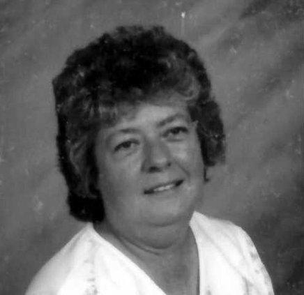 Jeanette Raffety  bw