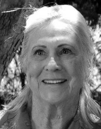 Joan Cushman  bw