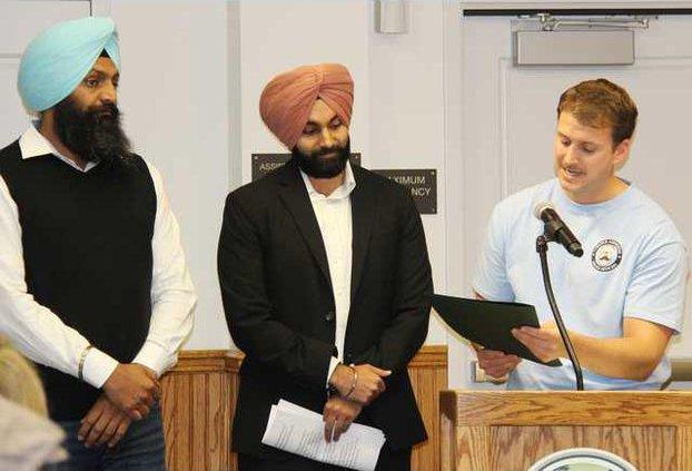 Sikh proclamation pic